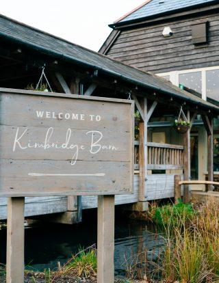 Kimbridge Barn, a stunning wedding venue in Hampshire